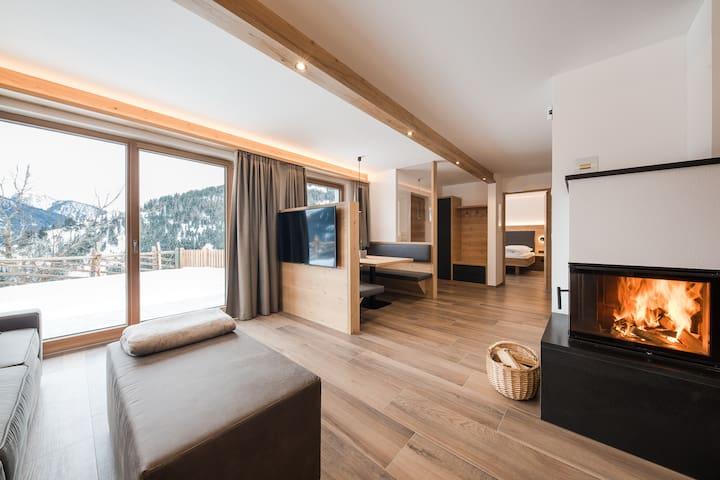 Luxury mountain apartment - Alpinence