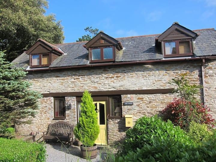 Colmer Lodge - a fabulous hideaway !