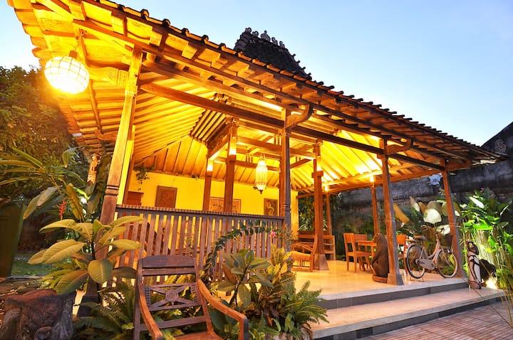 Villa Rumah Joglo Yogyakarta
