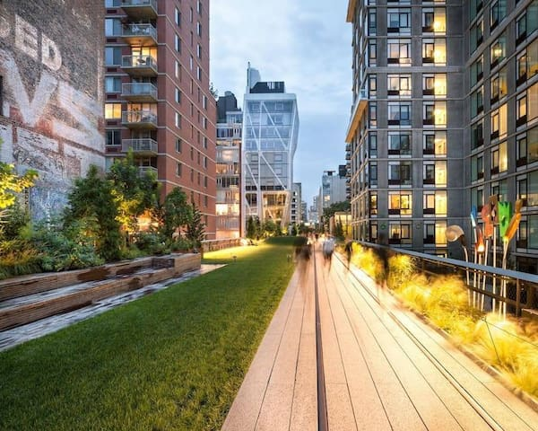 AMAZING 5 BEDS CHELSEA/MEATPACKING. BEST LOCATION!