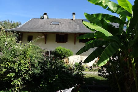 Fleur de la passion, Bed and Breakfast near Annecy - Nonglard - 家庭式旅館