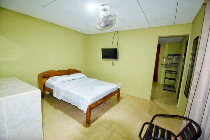2 BEDS 1 BATH BEDROOM WITH OCEAN VIEW BALCONY
