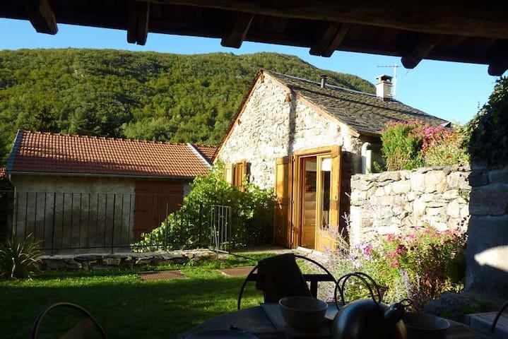 Un gîte à Appy, en Ariège Pyrénées