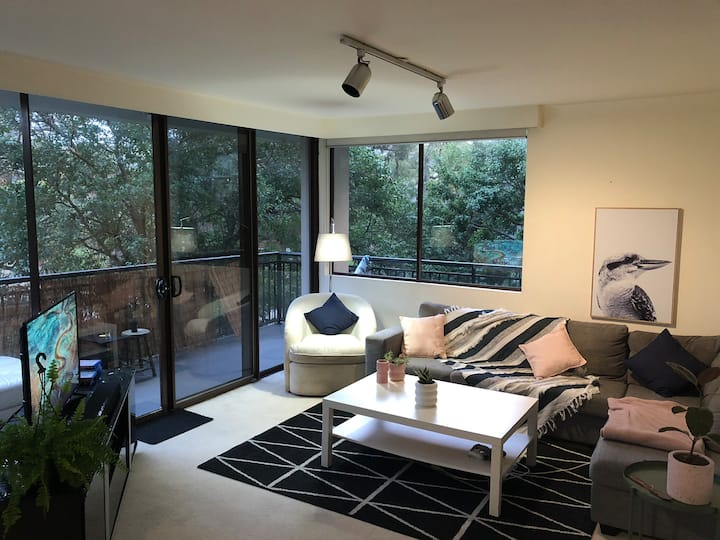 Cozy appartment in Bellevue Hill