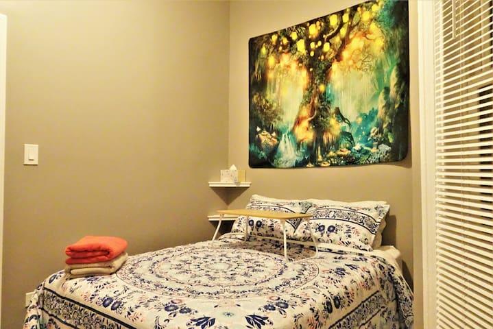 4B3aL Cozy Night's Stay - Small Room in Chicago