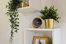 Detalhes de decoração | Decoration details