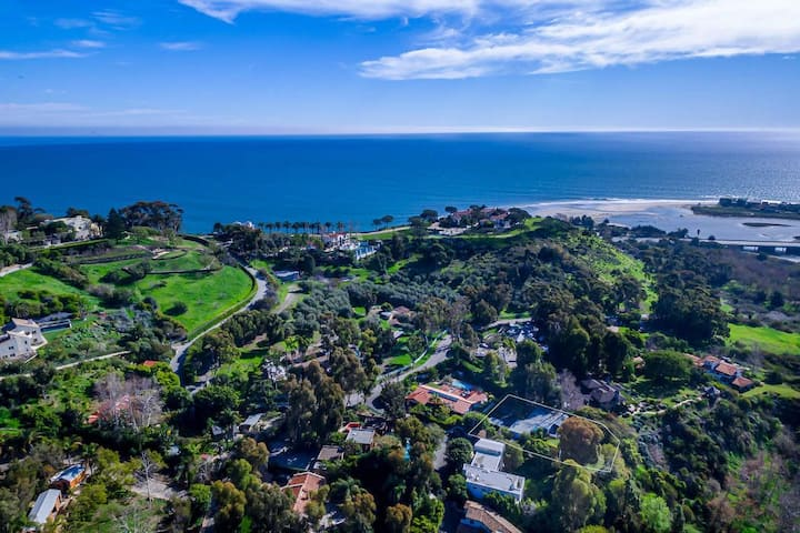 Wonderful Serra Beachside Malibu Home Unit #2