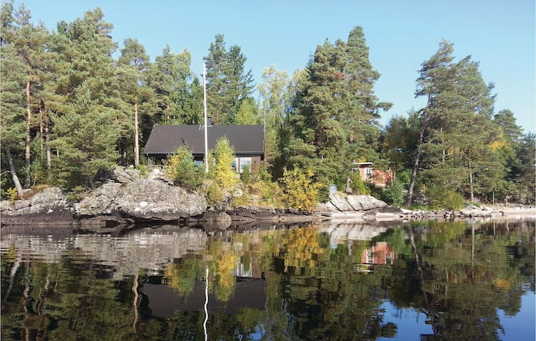 Holiday cottage with 3 bedrooms on 113m² in Halden