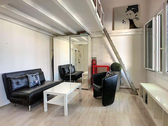 Ravissant studio au coeur d'Aix en Provence
