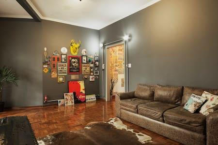 Apartamento Jovem e Aconchegante Próximo ao Metrô - São Paulo