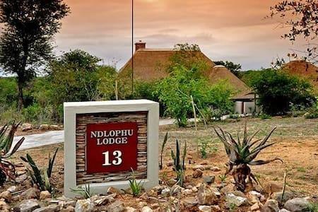 Kruger National Park Elephant Point - Casa
