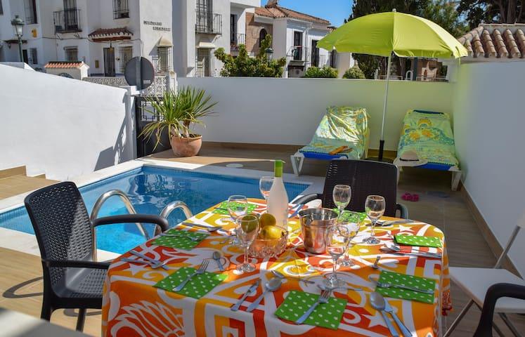 Nerja Paradise Rentals - Villa Cielo de Nerja