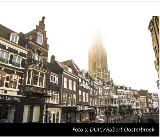 Appartement beschikbaar op top locatie Utrecht