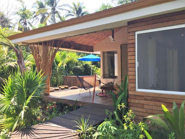 Thai Villa at Jardín Secreto Resort Holístico.