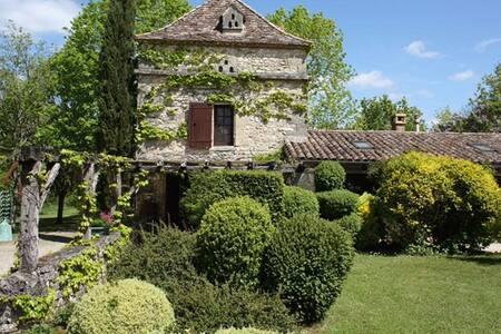 Le Pigeonnier - Naussannes - House - 2