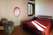 "The ""Terra Rossa"" room"