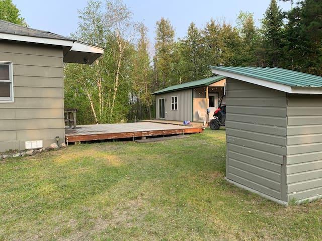 BOTH Cabins, B&B Northland Properties, Waskish, MN