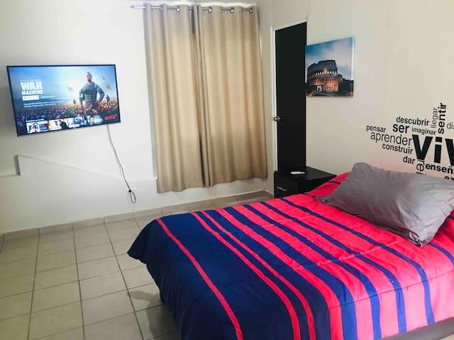 Suite  privado loft 8