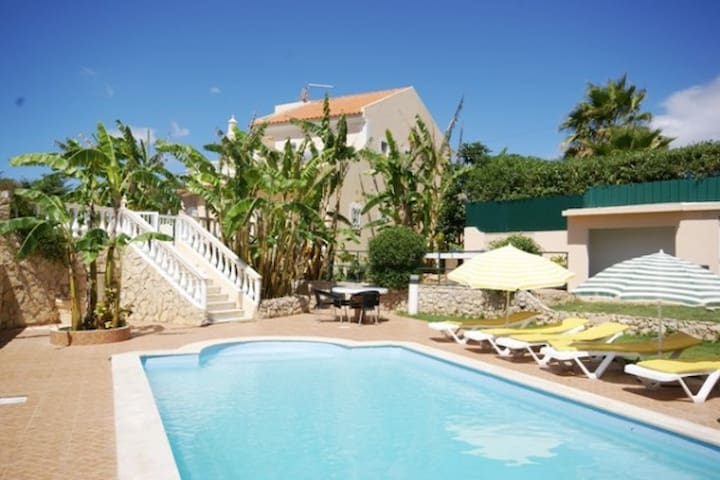 Familienvilla mit Pool! - Lagoa - Villa