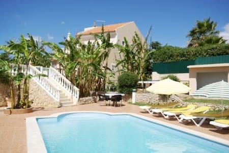 Familienvilla mit Pool! - Lagoa - Casa de camp