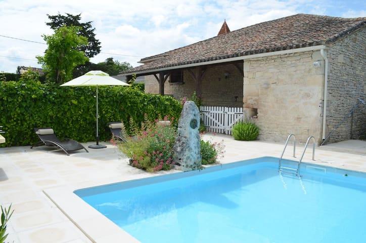Gîte Le Rendier - Fontanes - Rumah