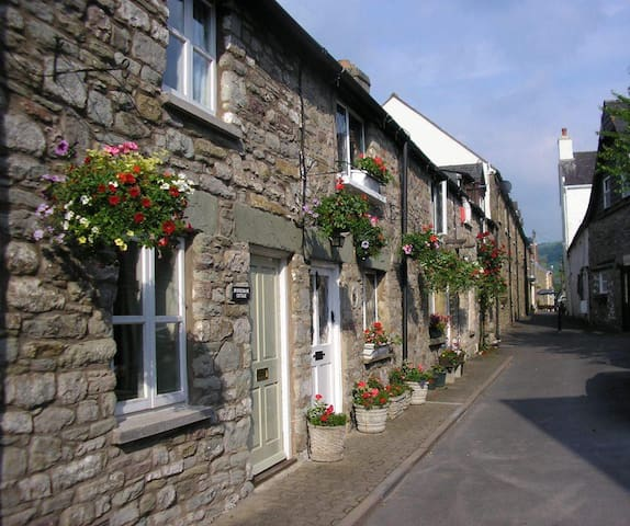 Brocklebank Cottage- located in the centre of Hay - Hay-on-Wye