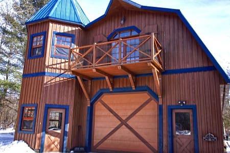 Confortable loft près de skiBromont - Granby - Loft-asunto