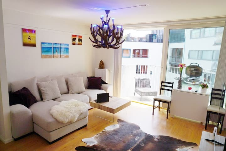 Luxury 1BR Apartment in Down Town Oslo w/Sea View*