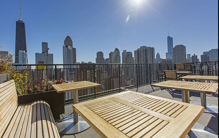 Luxury Apartment in Chicago's Gold Coast - Chicago - Appartamento