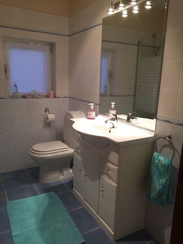 Bathroom + wc