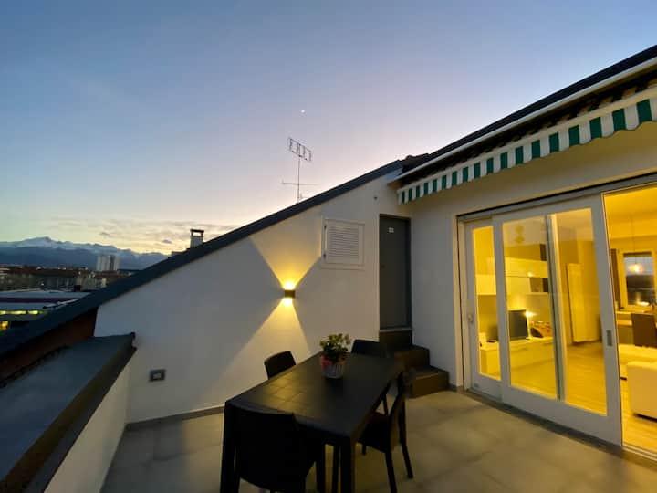 A Cuneo in Terrazza  - Loft