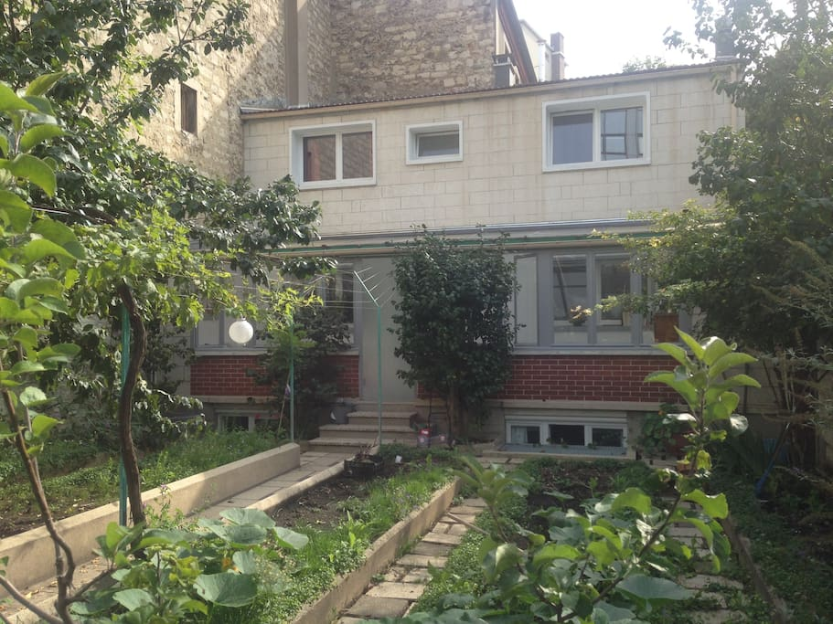 Maison et jardin paris metro chatillon montrouge for Garage chatillon montrouge