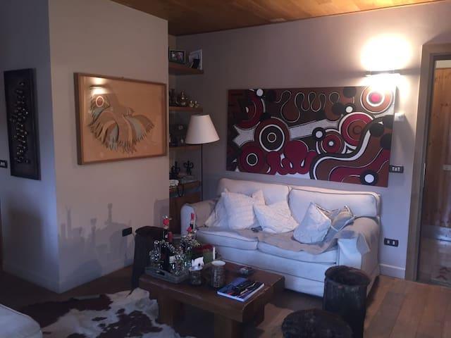 Accogliente mansarda superifinita - Roccaraso - อพาร์ทเมนท์