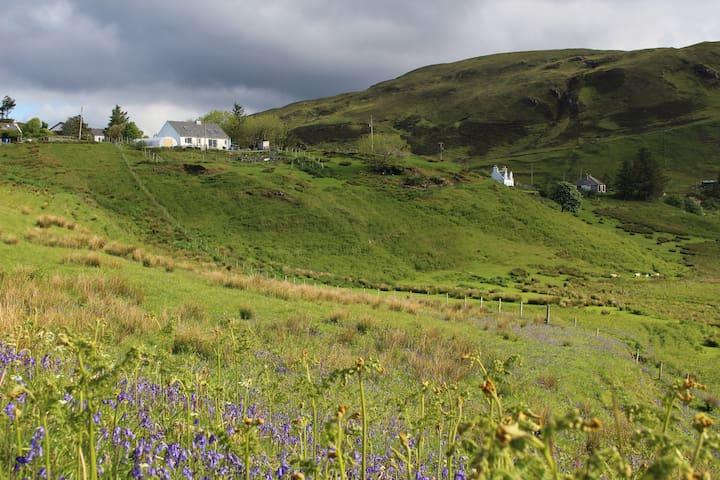 Greenlees B&B, Elgol, Isle of Skye