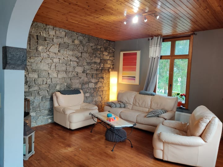Appartement cosy a Chimay