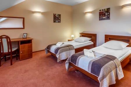 Przytulny pokój w rodzinnym hotelu ! - Skaryszew - Boutique hotel