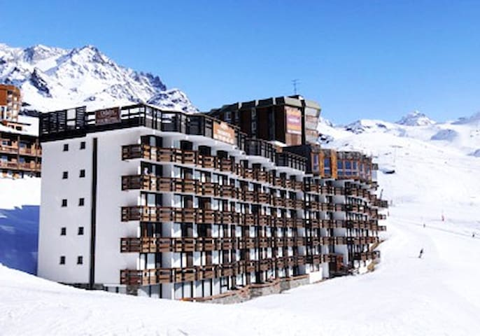 Appartement 6 personnes à Val Thorens - Saint-Martin-de-Belleville - Appartement