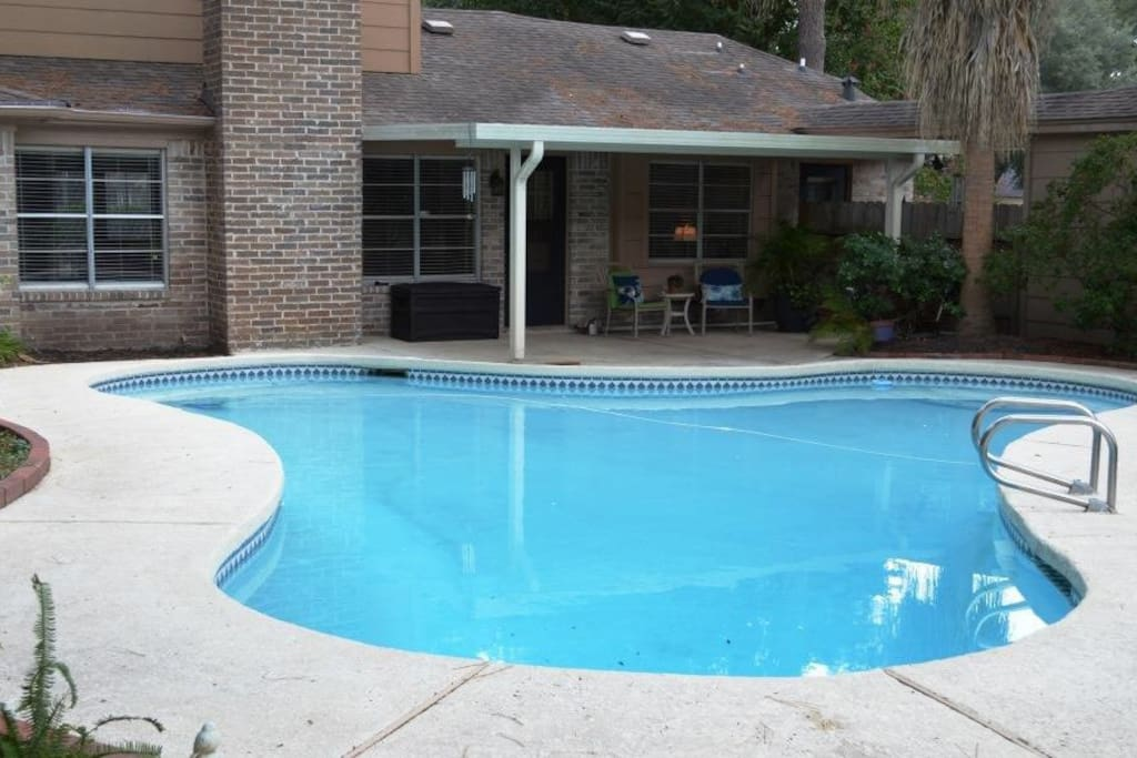 Beautifully Upgraded Three Bedroom Home With Pool Houses For Rent In Houston Texas United States