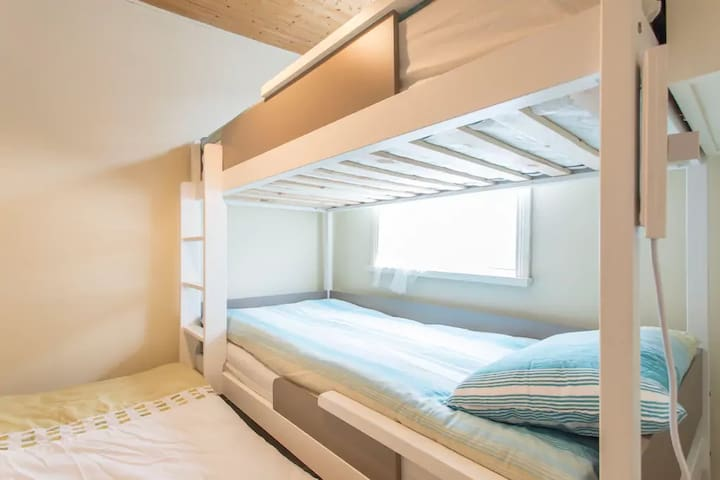 Bunk/Triple Bed in Dublin home, Irish Experience:)