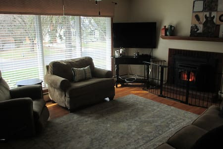Family Friendly Home in Boalsburg - Boalsburg - Talo