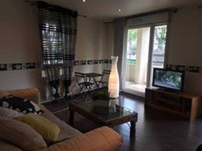 Appartement agréable proche Part dieu 67 M2