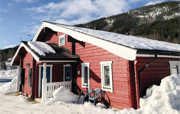 Semi-Detached with 3 bedrooms on 69m² in Branäs