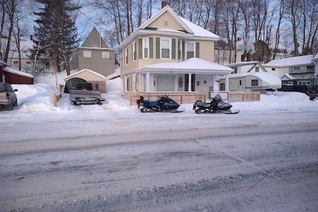 Millinocket Apartment Close to Snowmobiling Trails