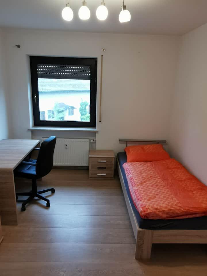 Zentrumsnahe Wohnung für bis zu 5 Personen