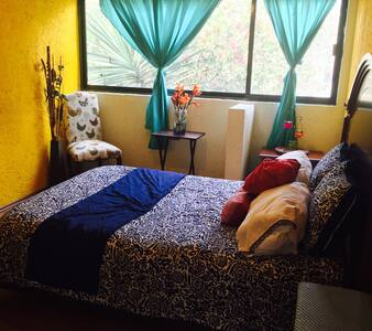 Bonita habitación en casa hermosa - Ciudad de México - Talo