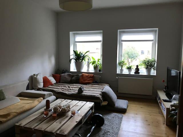 Schöne 2 Raum Wohnung zum Wohlfühlen.