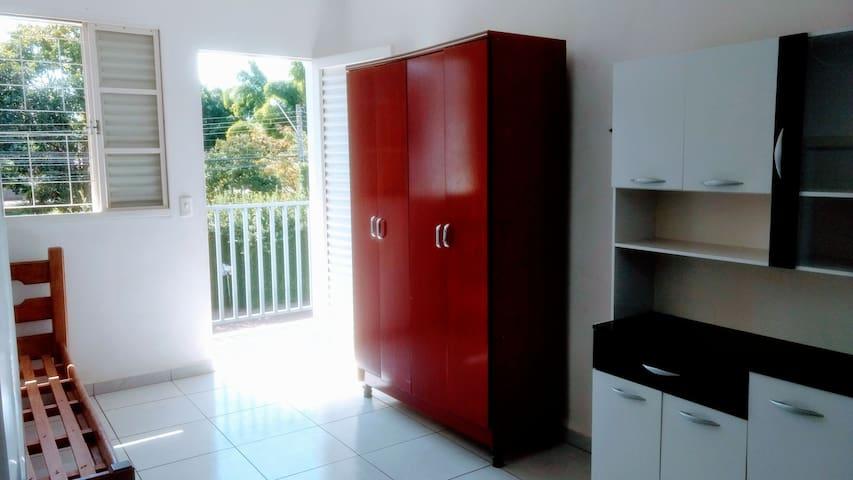 Kitnet próxima a PUCC e Unicamp - Campinas - Lägenhet