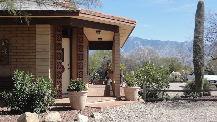Casita on 5 scenic ac Oro Valley AZ - Tucson - Apartamento