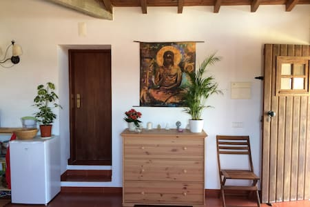 Beautiful, light and clean studio in quiet village - São Martinho das Amoreiras - Ház