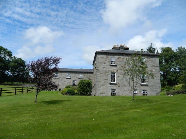 Built in 1766 - The Glebe House - Ennistimon